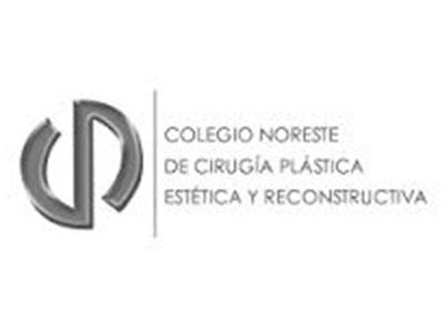 Logotipo Colegio Noreste de Cirugía Plástica Estética y Reconstructiva